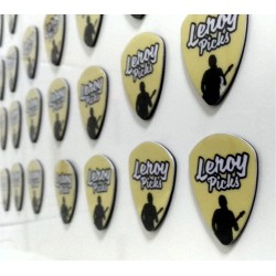 100 Custom Magnet Picks